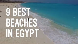 9 Best Beaches in Egypt