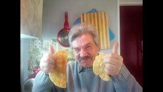 Пирожки с картошкой капустой Вкусно бюджетно