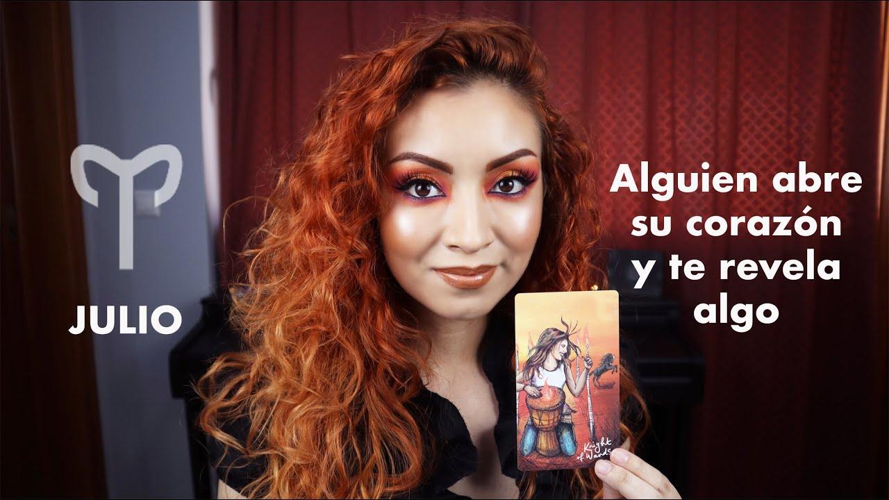 ARIES ♈ ALGUIEN ABRE SU CORAZÓN Y TE REVELA ALGO!!