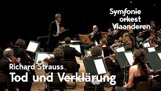 Symfonieorkest Vlaanderen - Tod und Verklärung (Richard Strauss)