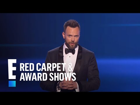 Joel McHale's monologue from People's Choice Awards 2017