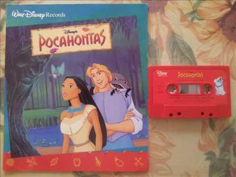Musicassette Disney : Pocahontas
