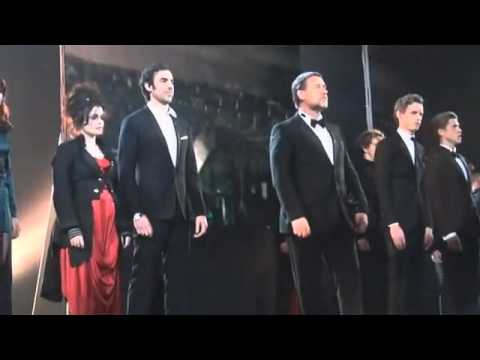 Oscar 2013 - Les Miserables Live Performance