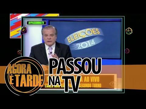 Passou na TV - Agora é Tarde - 0710