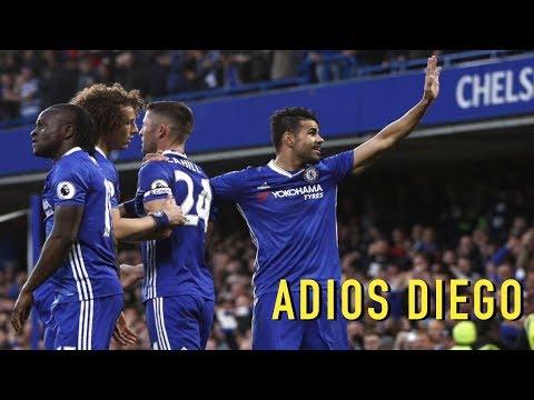 ADIOS DIEGO! || DIEGO COSTA TRANSFER CONFIRMED!