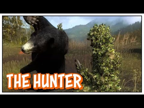 The Hunter Gameplay - Goose Hunting for Bear!