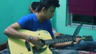 sudhu tomay valobasi tahsan guitar lesson