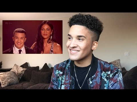 Nicole Scherzinger & Jahméne - The Greatest Love Of All Xfactor 2012. (Reaction Video.)