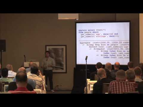 Will Leinweber: Embracing the Web with JSON and PLV8