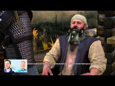 The Witcher 3: Wild Hunt - Sidequesting with @majornelson