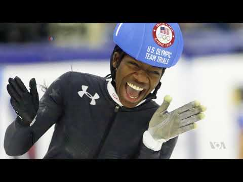 Teen from Ghana Becomes First Black Woman on US Olympic Speedskating Team