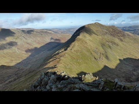 St Sunday Crag & Hartsop Above How, Lake District - 11 November 2017