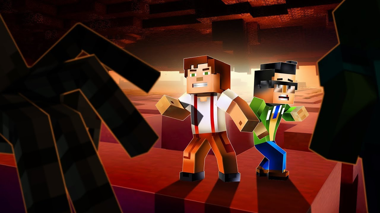 Minecraft Story Mode Season Two Episode Three Jailhouse Block