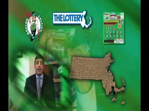 2008 NBA Champions instant game: Wyc Grousbeck Talks Mass Lotto