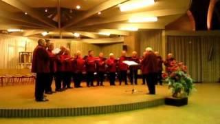 O virgo Mater sung by the gregorian schola Karolus Magnus.avi