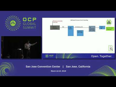 OCPSummit19 - EW: OSF/Security - Case Study Alternatives For SMM Usage In Intel Platforms