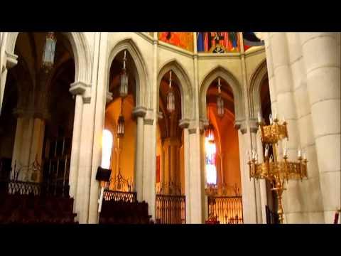 Madrid, Spain: Almudena Cathedral - La catedral de la Almudena