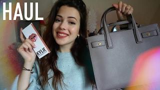 haul покупки за февраль kylie cosmetics topshop bdg