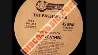 Hot Leather (Moby Mix Version) - The Passengers