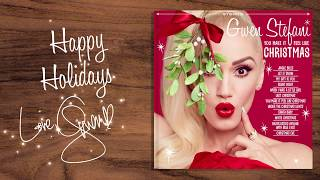Gwen Stefani You Make It Feel Like Christmas Album Trailer