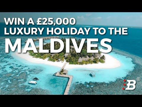 WIN A £25,000 HOLIDAY TO THE MALDIVES | BnGet