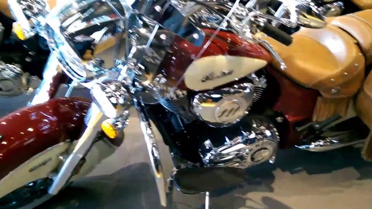 2017 Indian Motorcycles A St Paul Mn Dealer Event Youtube