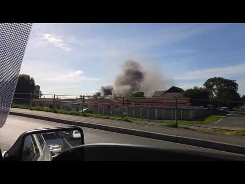 House burns down in Cape Town,Kraaifontein