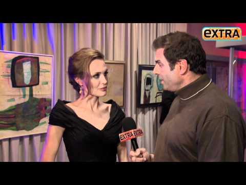 Angelina Jolie with Jerry Penacoli in Serajevo