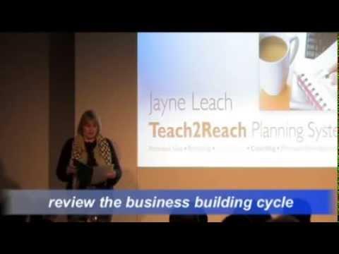 Effective Planning - Jayne Leach