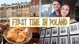 First Time In Poland - Vlog #11