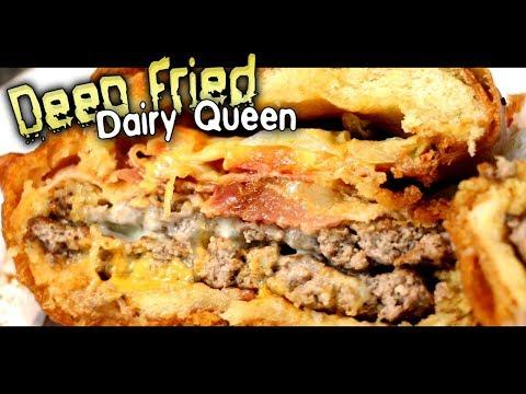 Deep Fried Dairy Queen