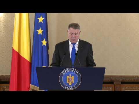 Klaus Iohannis despre formarea Guvernului Dancila II. Refuzuri in cazul lui Laufer si  Vasilescu