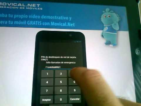 Liberar zte blade apex por c digo movical net youtube - Movical net liberar ...