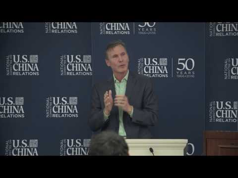 John Pomfret on America and China, 1776 to the Present