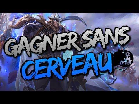 COMMENT GAGNER SANS CERVEAU SUR LEAGUE OF LEGENDS ? thumbnail
