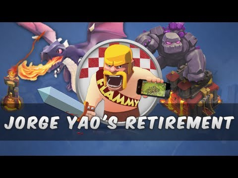 Clash of Clans: Jorge Yao's Retirement