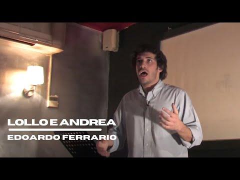 Edoardo Ferrario - Lollo e Andrea