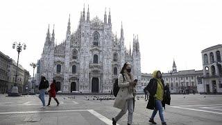 COVID-19: Италия предпринимает чрезвычайные меры в борьбе с эпидемией…