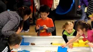 Olympia Children's Museum 2014
