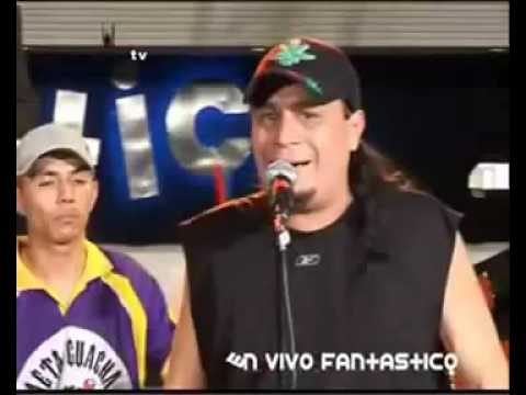 CUMBIA VILLERA META GUACHA EN VIVO FANTASTICO TV