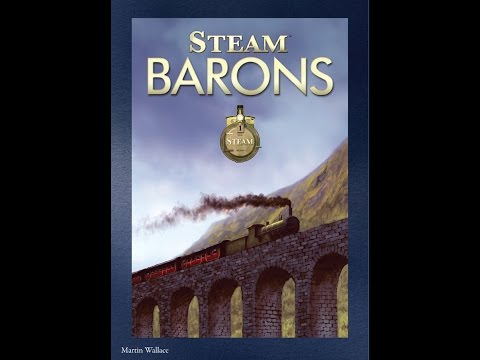 Benjamin Blabs about Steam Barons