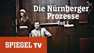 Die Nürnberger Prozesse (1/3): Das Dritte Reich vor Gericht