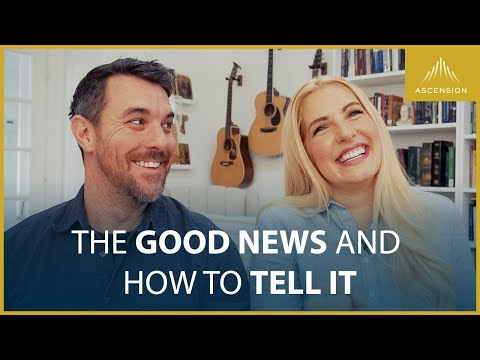 The Good News and How to Tell It (Kerygma)