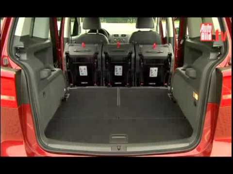 Van comparison, the new Mazda5 against Peugeot 5008 and VW Touran   Autobild de