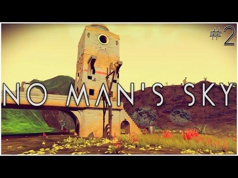 No Man's Sky - #2 - The Alien Ruins
