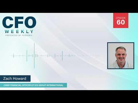 What It Takes to Be a Modern CFO w/ Zach Howard | CFO Weekly, Ep. 60