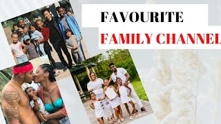 MY FAVOURITE FAMILY CHANNELS || Mazelee, The Ross Family, etc. || Lisa Savage