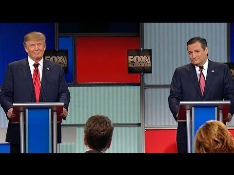 Donald Trump, Ted Cruz spar over Canadian birth