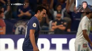 NAGY VOLT A NYOMÁS... | FIFA 18 Demo Gameplay [1440p 60fps]