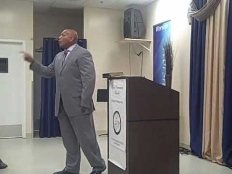 CCC - Pastor D. Waters - The 5 Principles of Kingdom Living - Oct. 2012